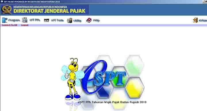 Download Aplikasi E Spt Masa Pph Badan Kja Sugeng